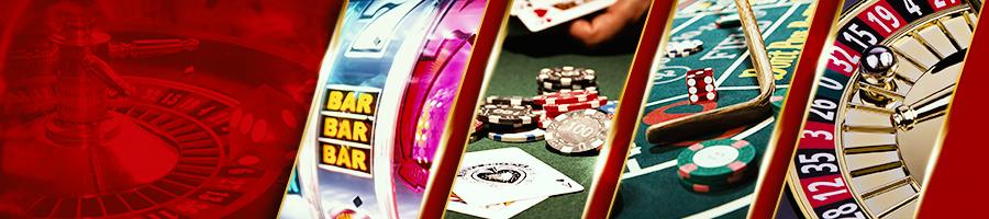 Casino Games Banner