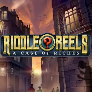 Online-Spielautomat Reel Riddles – A Case Of Riches